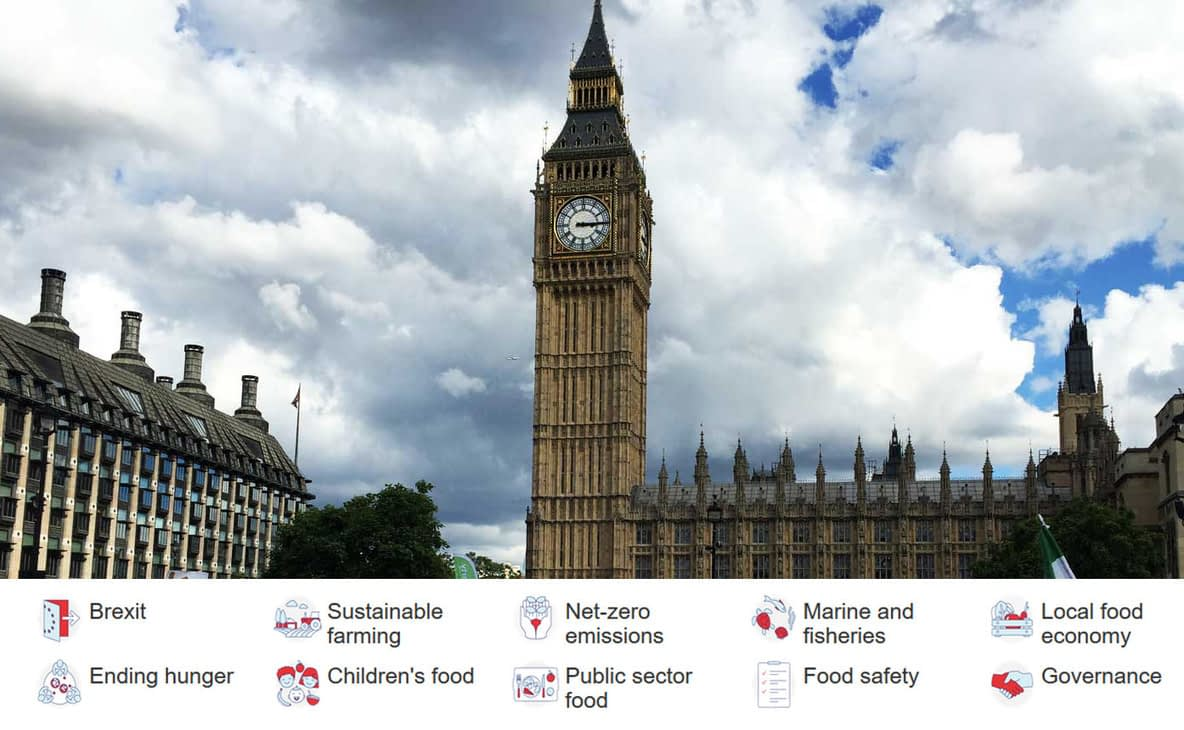 , Sustain's view on the General Election 2019 party manifestos, TheCircularEconomy.com