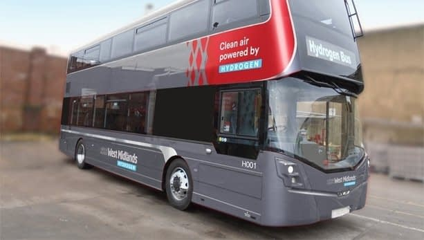 , Birmingham's hydrogen buses and Levi's circular economy store: The sustainability success stories of the week, TheCircularEconomy.com