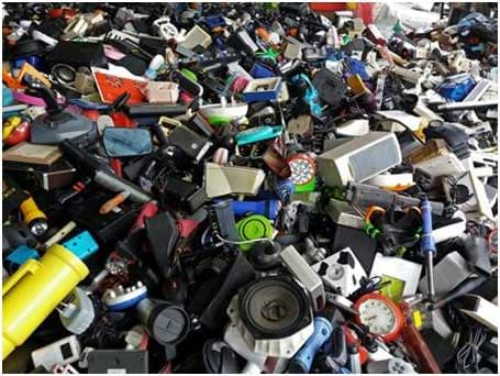 , Electronic devices outnumber humans and trigger a surge in e-waste, TheCircularEconomy.com