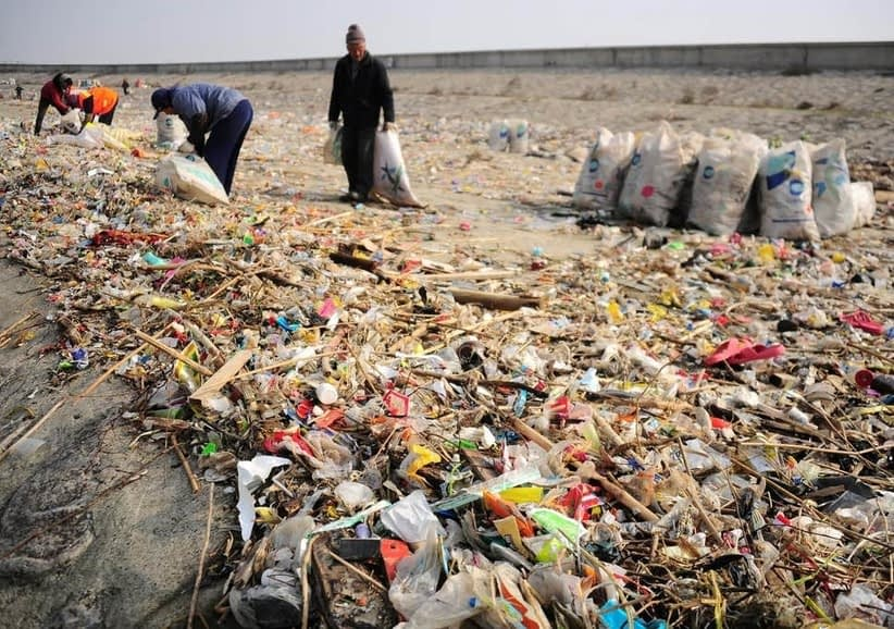 , China announces plan to phase out single-use plastics, TheCircularEconomy.com