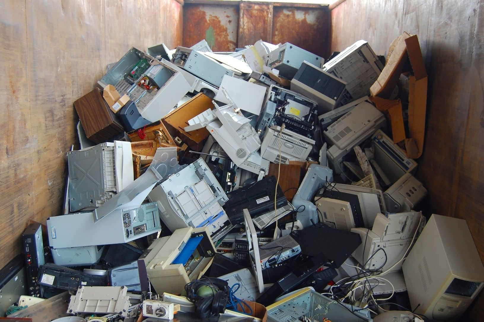 , The Middle East and its e-waste problem, TheCircularEconomy.com