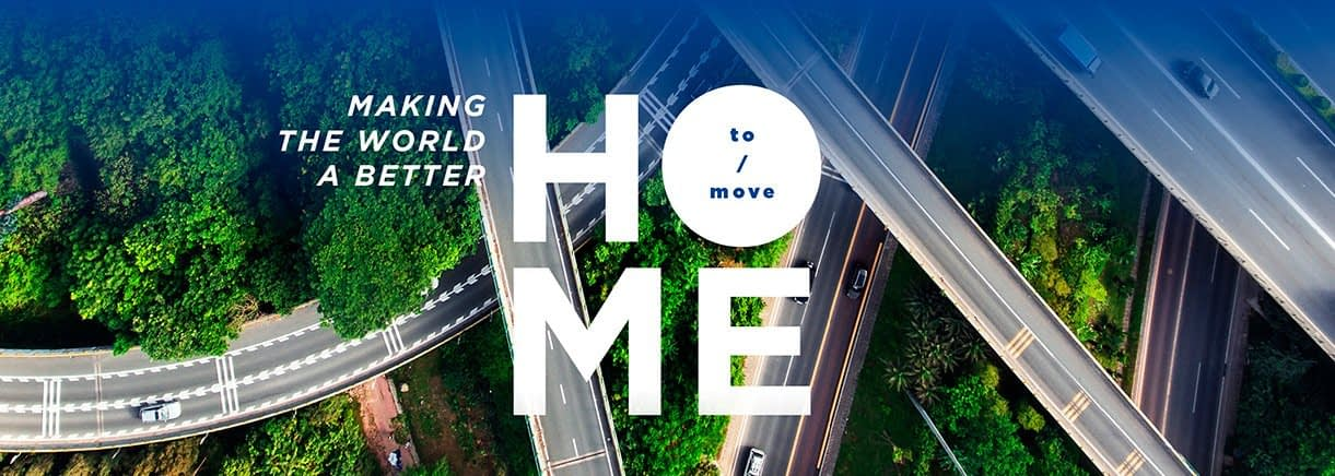 , HOME : in more sustainable and comfortable environment mobility systems, The Circular Economy