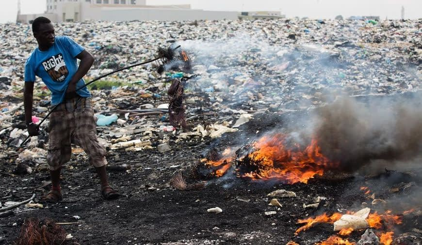 , Agbogbloshie dump to remain open as EPA targets e-waste recycling facility, The Circular Economy