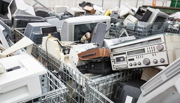 , The 'world' produced 44 MILLION tons (88 BILLION pounds!) of e-waste in 2017, The Circular Economy