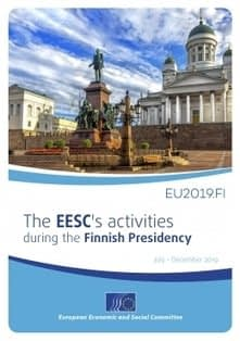 , Finnish EU presidency programme presented at EESC – sustainability and wellbeing top priorities, The Circular Economy