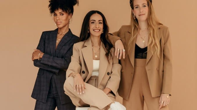 , Kerry Washington Invests in Female-Owned Sustainable Jewelry Brand Aurate – J Haleem TV, TheCircularEconomy.com