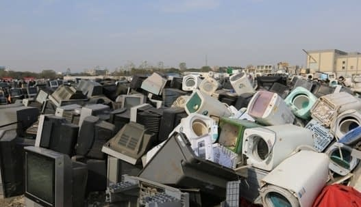 , Halt Hong Kong auctions ahead of laws on e-waste, TheCircularEconomy.com