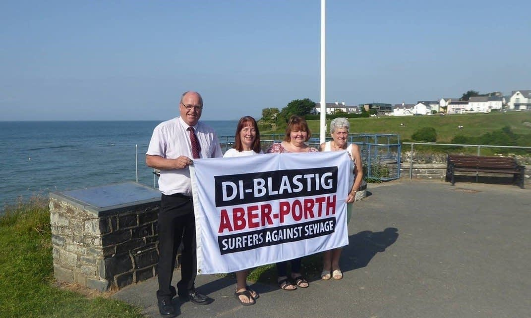 , Aberporth takes lead in fight against single-use plastic, TheCircularEconomy.com