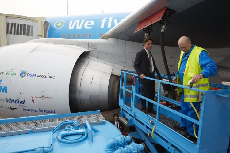 , KLM sustainability: How responsible is flying on sustainable aviation fuel?, The Circular Economy