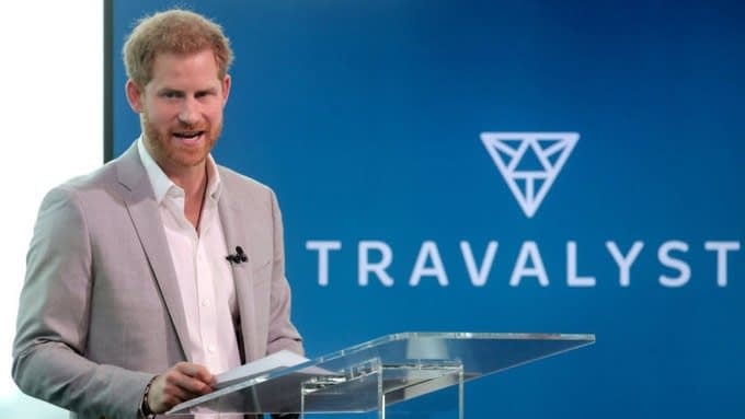 , Prince Harry backs travel sustainability project Travalyst amid private jet furore, TheCircularEconomy.com