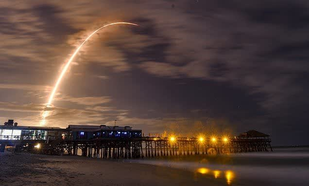 , Out of this world recyclying! SpaceX launches a Falcon 9 rocket booster for a record SEVENTH time   Daily, TheCircularEconomy.com