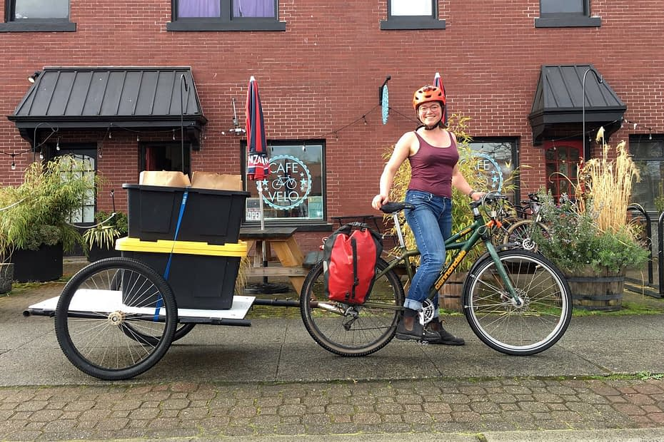 , Raven Breads: Striving for Ecological Sustainability Through Baking, Biking, The Circular Economy