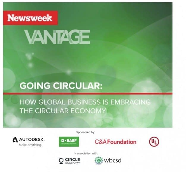 , Newsweek Vantage research: How global business is embracing the circular economy, TheCircularEconomy.com