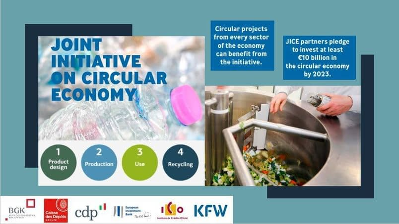 , The Joint Initiative on Circular Economy reaches over a quarter of its five-year target and supports ground-breaking circular economy projects, TheCircularEconomy.com