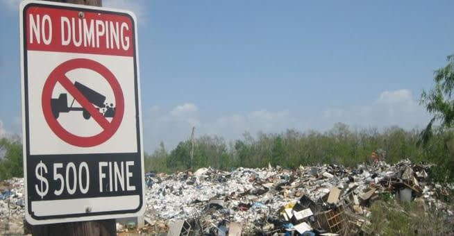 , Eunomia Sets New Measures to Tackle Cost of Illegal Dumping, The Circular Economy