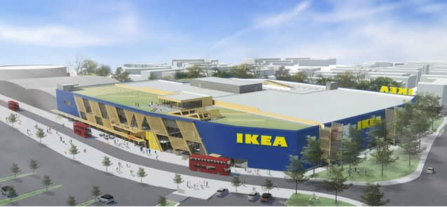 """, Ikea's new London branch will be its most """"sustainable"""" in UK, The Circular Economy"""