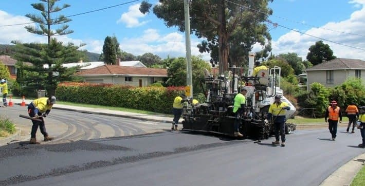, Tasmania Builds Road From Single-Use Plastics, Glass And Printer Toner (Why not just reuse the toner cartridges?), The Circular Economy