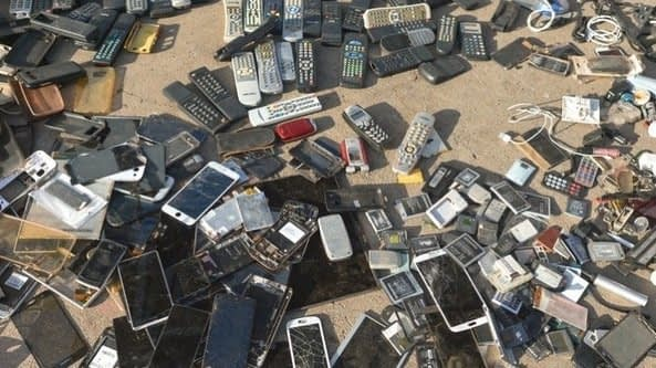 , Where Our Smartphones Go When They Die, TheCircularEconomy.com