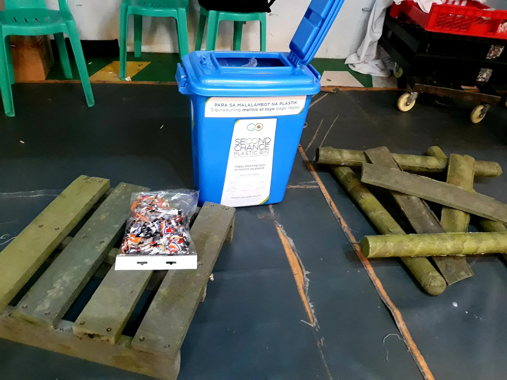 , Why was there single-use plastic at this zero waste event in the Philippines?, The Circular Economy