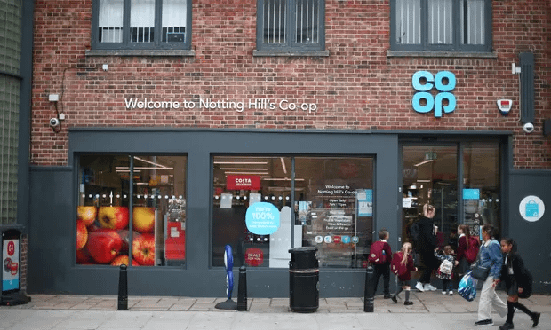 , Co-op switches to compostable bags as it pledges to eliminate single-use plastics, The Circular Economy