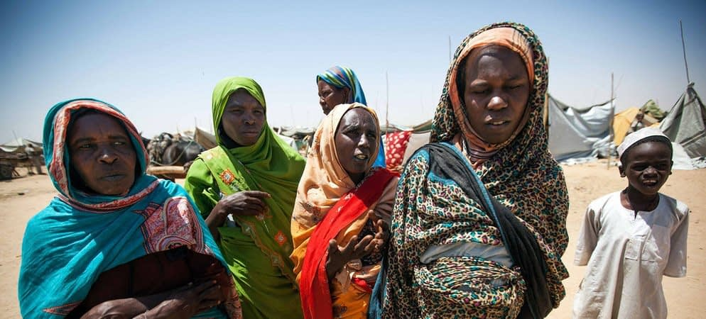 , Wednesday's Daily Brief: Sudan, Libya, Yemen updates, solutions for e-waste, flood response in Iran, online security for children, The Circular Economy