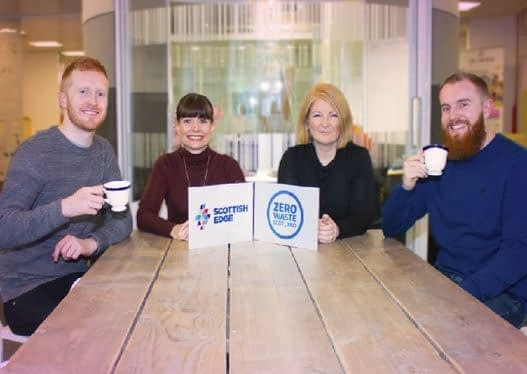 , Eco-friendly ventures in sights of new EDGE award – The Scotsman, The Circular Economy