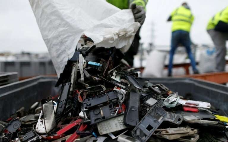 , Tokyo strikes gold, silver and bronze with e-waste Olympic medals, The Circular Economy