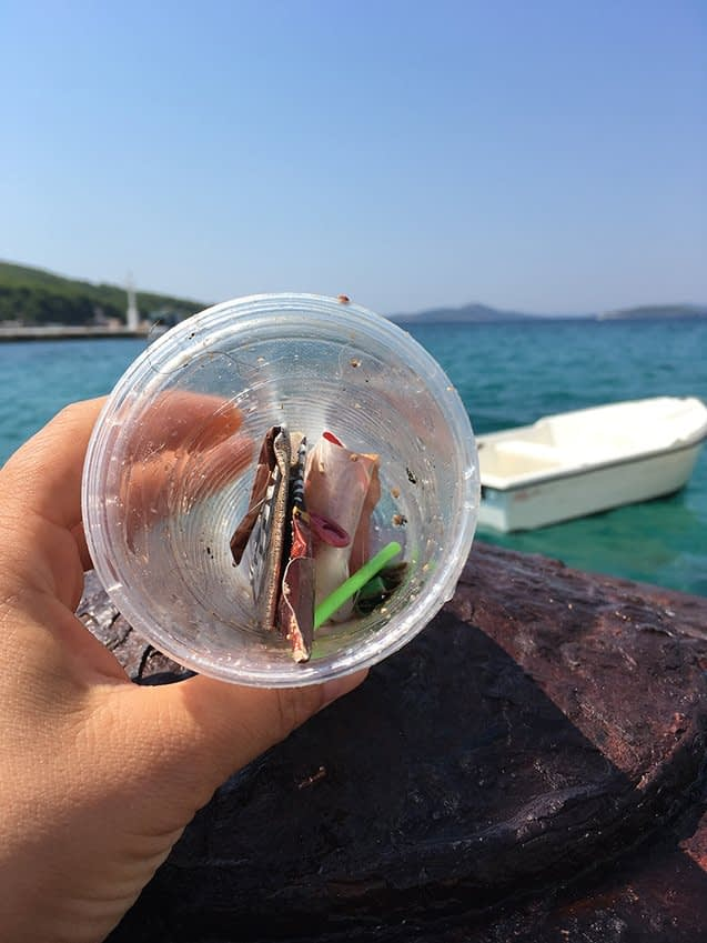 , How the Island of Zlarin is Ditching Single-Use Plastics –, The Circular Economy