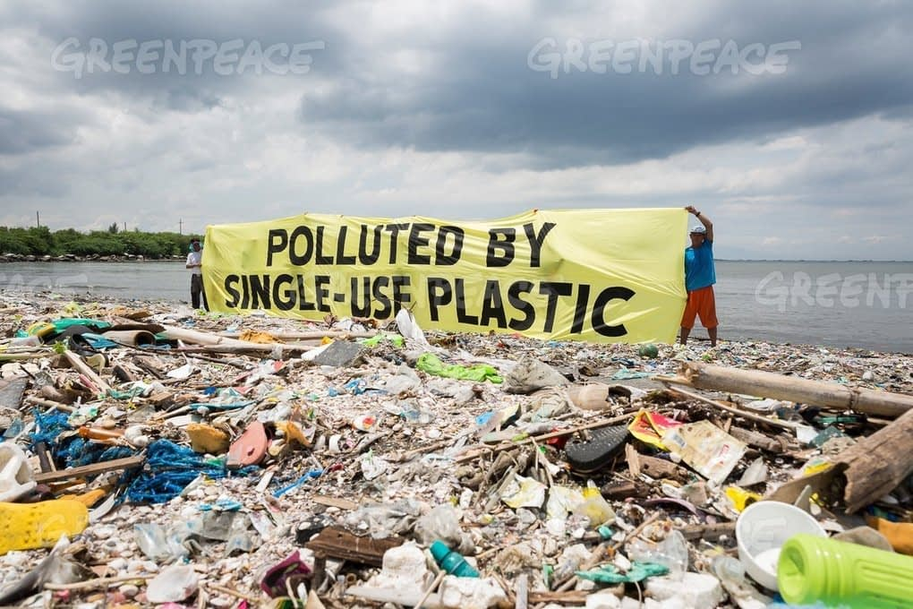 , Greenpeace Pooh-Poohs Nestlé's Announcement On Plastic, The Circular Economy