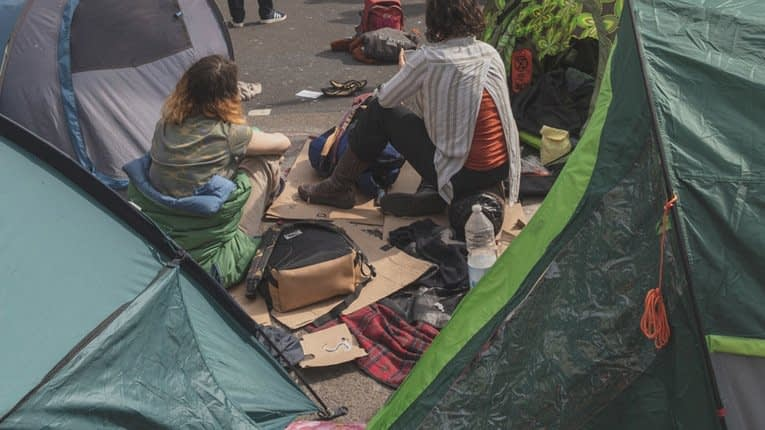 , Festivals Demand an End to Single-Use Tents, The Circular Economy