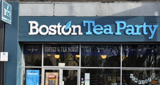 , Single use cup ban costs Boston Tea Party £250k, The Circular Economy