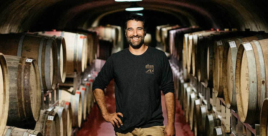 , The natural: Winemaker Damien Blanchon cultivates sustainability at Afton Mountain Vineyards, The Circular Economy