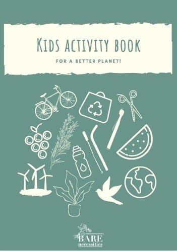 , Kids Activity Book – All things Sustainability! –, TheCircularEconomy.com