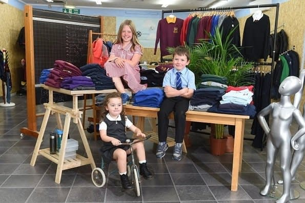 , Social enterprise sets up shop selling reusable school uniforms in sustainability drive, TheCircularEconomy.com