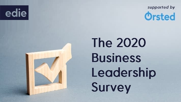 , Business leadership in 2020: edie readers called upon to take annual sustainability survey, TheCircularEconomy.com