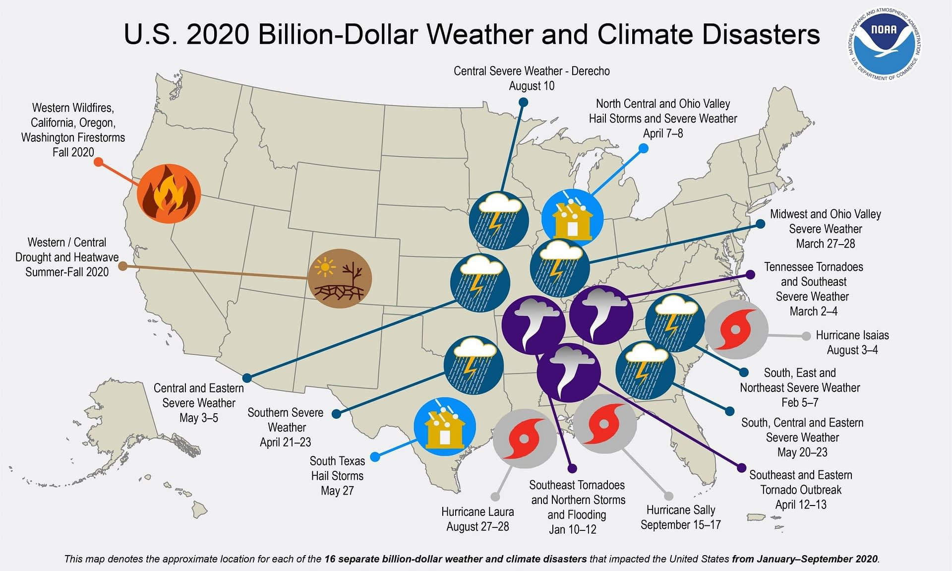 , Here's why 2020 is the worst year so far in terms of Climate Change, TheCircularEconomy.com