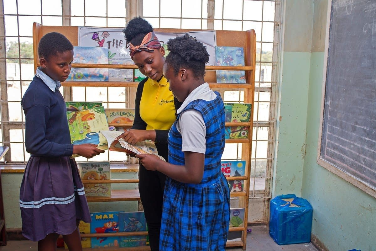 , The Book Bus – Every Book Bus project is firmly aligned with UNESCO's Sustainable Development Goals. For a few weeks we have been showing you how, by achieving these goals, we are transforming live…, TheCircularEconomy.com