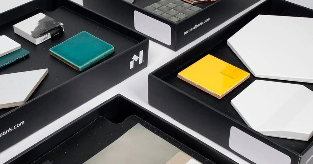 , material bank: driving efficiency and sustainability for happier, more creative designers, TheCircularEconomy.com