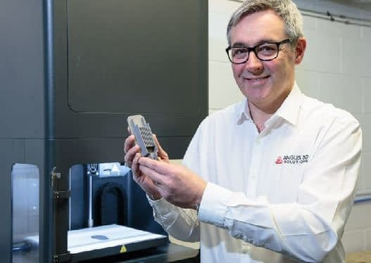, Angus 3D printing firm presses button on new hi-tech device – The Scotsman, The Circular Economy