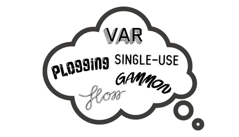 , 'Single-use' edges out 'VAR,' 'floss,' 'gammon,' and 'plogging' as this dictionary's word of the year /, The Circular Economy