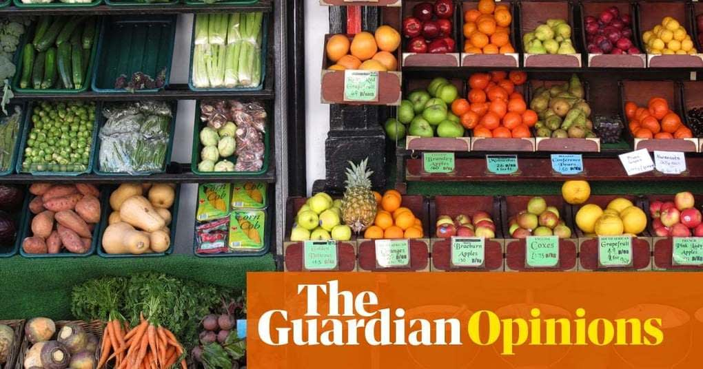 , Fruit and veg come in their own natural wrapping. Why do we smother them in plastic?, The Circular Economy