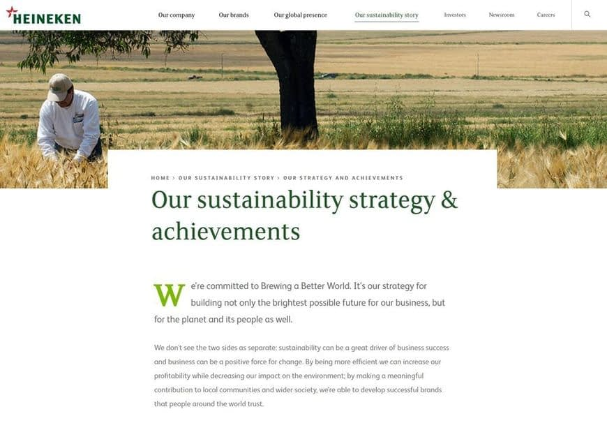 , Sustainability and corporate strategy starting to go hand-in-hand | Comprend, TheCircularEconomy.com