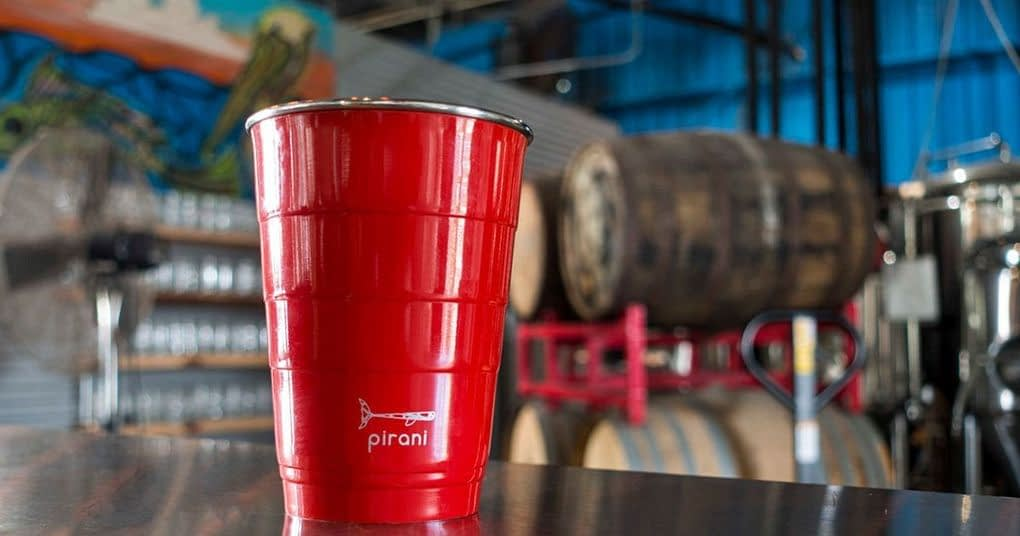 , Gear News: Pirani Aims to Eliminate the Single-Use Plastic Party Cup, TheCircularEconomy.com