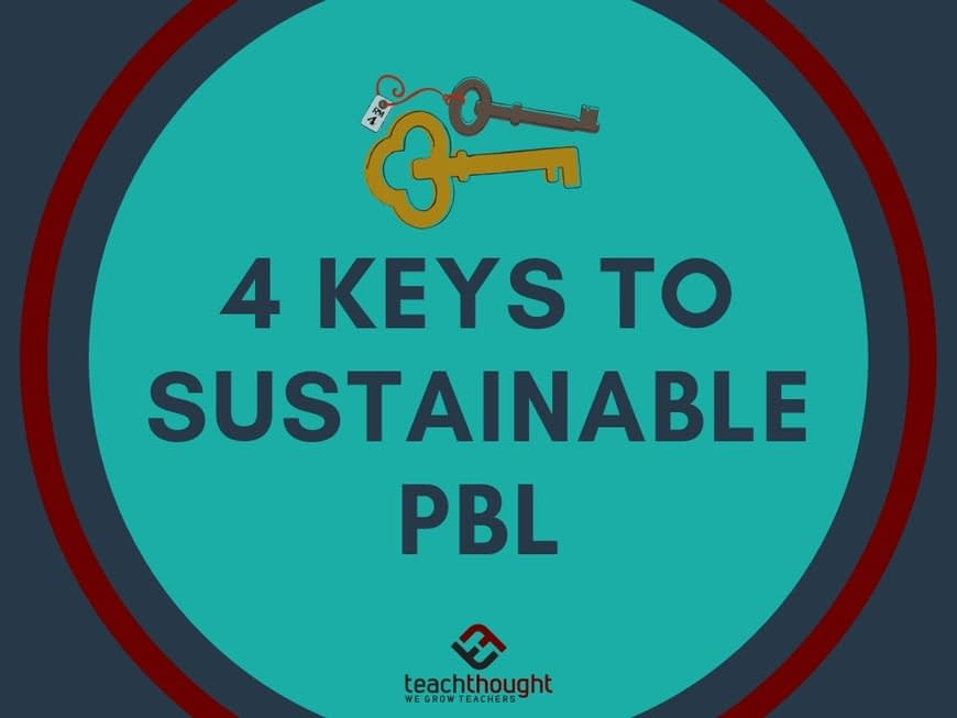 , 4 Keys To Sustainable School-Wide PBL, TheCircularEconomy.com