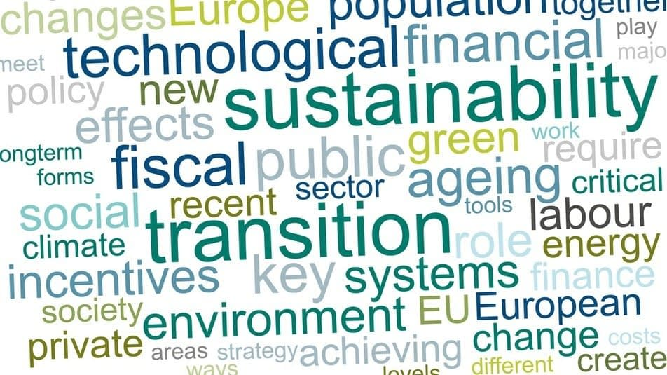 , Ageing population, emerging technologies and fiscal sustainability can influence EU's path to sustainable future, TheCircularEconomy.com