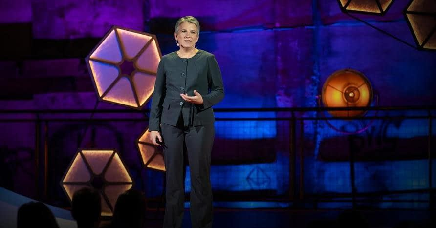 , Tina Arrowood: A circular economy for salt that keeps rivers clean   TED Talk, TheCircularEconomy.com