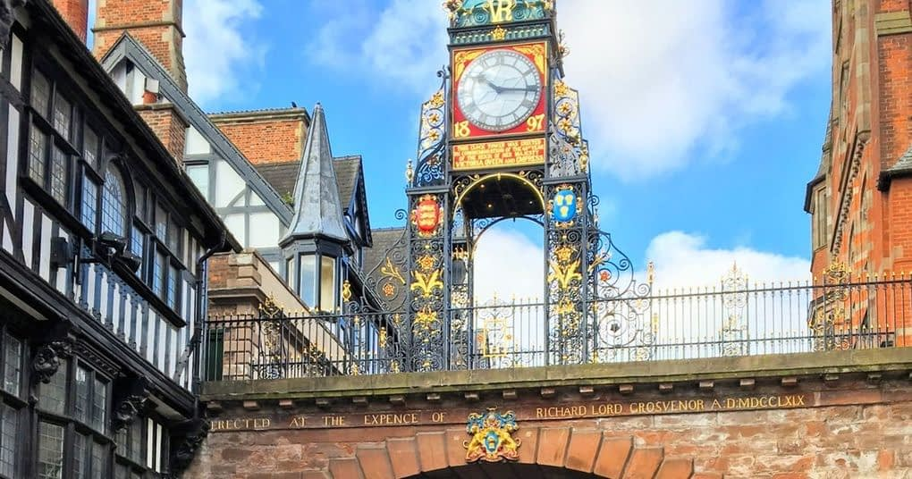 , Chester top of the chart for sustainability, national index reveals, TheCircularEconomy.com