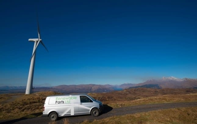 , Engineering firm wins backing for plan to make renewables industry greener, TheCircularEconomy.com