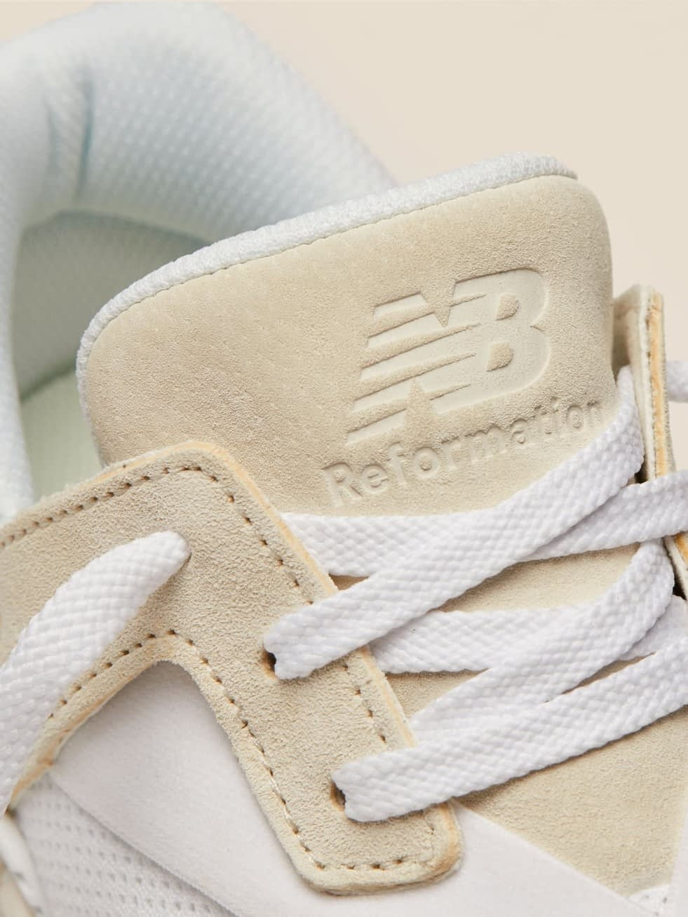 , Reformation x New Balance Sustainable Sneakers, TheCircularEconomy.com