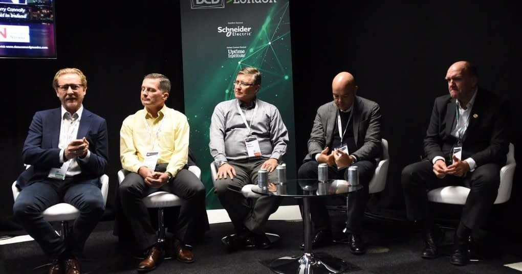 , DCD London: European data centers and the sustainability challenge, TheCircularEconomy.com